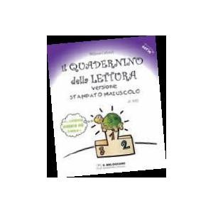 Il Quadernino della Lettura - MAIUSCOLO