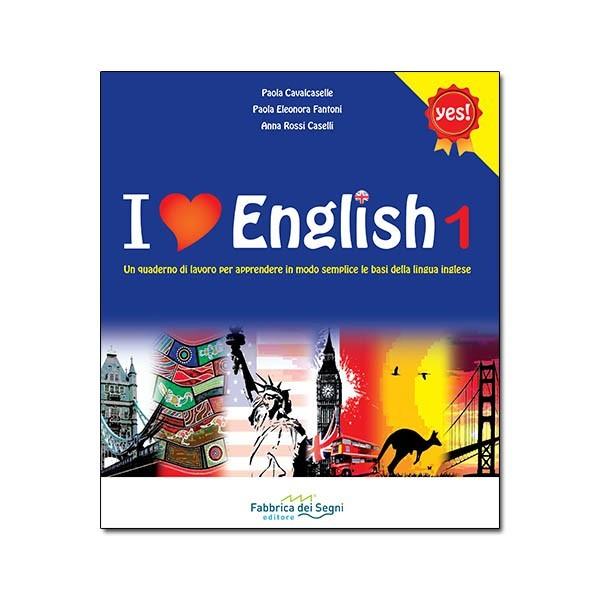I Love English 1
