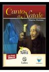 Canto di Natale - Alta Leggibilità (con Audiolibro+Prove Invalsi)