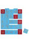 PISTE GRAFICHE alfabeto minuscolo