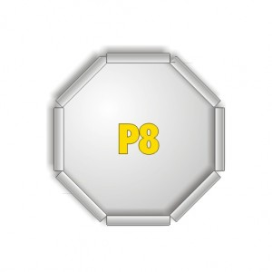 PALLESTRA® MOD. P8 - Nido